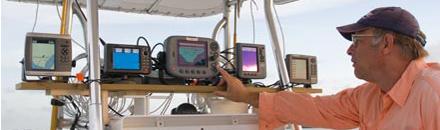 testing marine gps chartplotters
