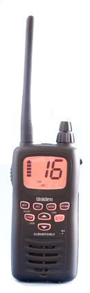 uniden mhs350 handheld vhf radio
