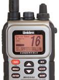 Uniden MHS550 handheld vhf radio