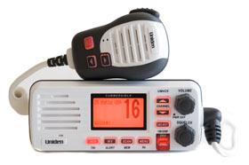 uniden um425 marine vhf radio