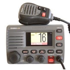 uniden um625c vhf radio