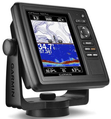 Garmin GPSMAP 527xs Review