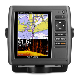 Garmin echoMap 50dv Review