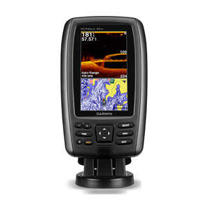 Garmin echoMap 43dv Review