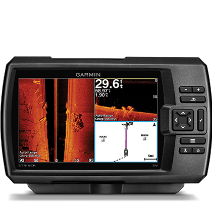Garmin Striker 7sv Review