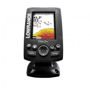 Lowrance 000-11448-001 Elite-3X Review