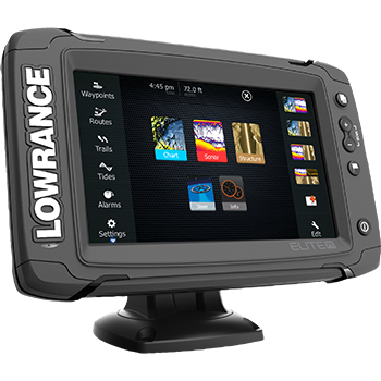 Lowrance Elite 7 Ti Review