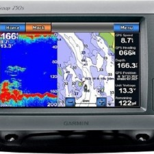 How to read a fish finder screen