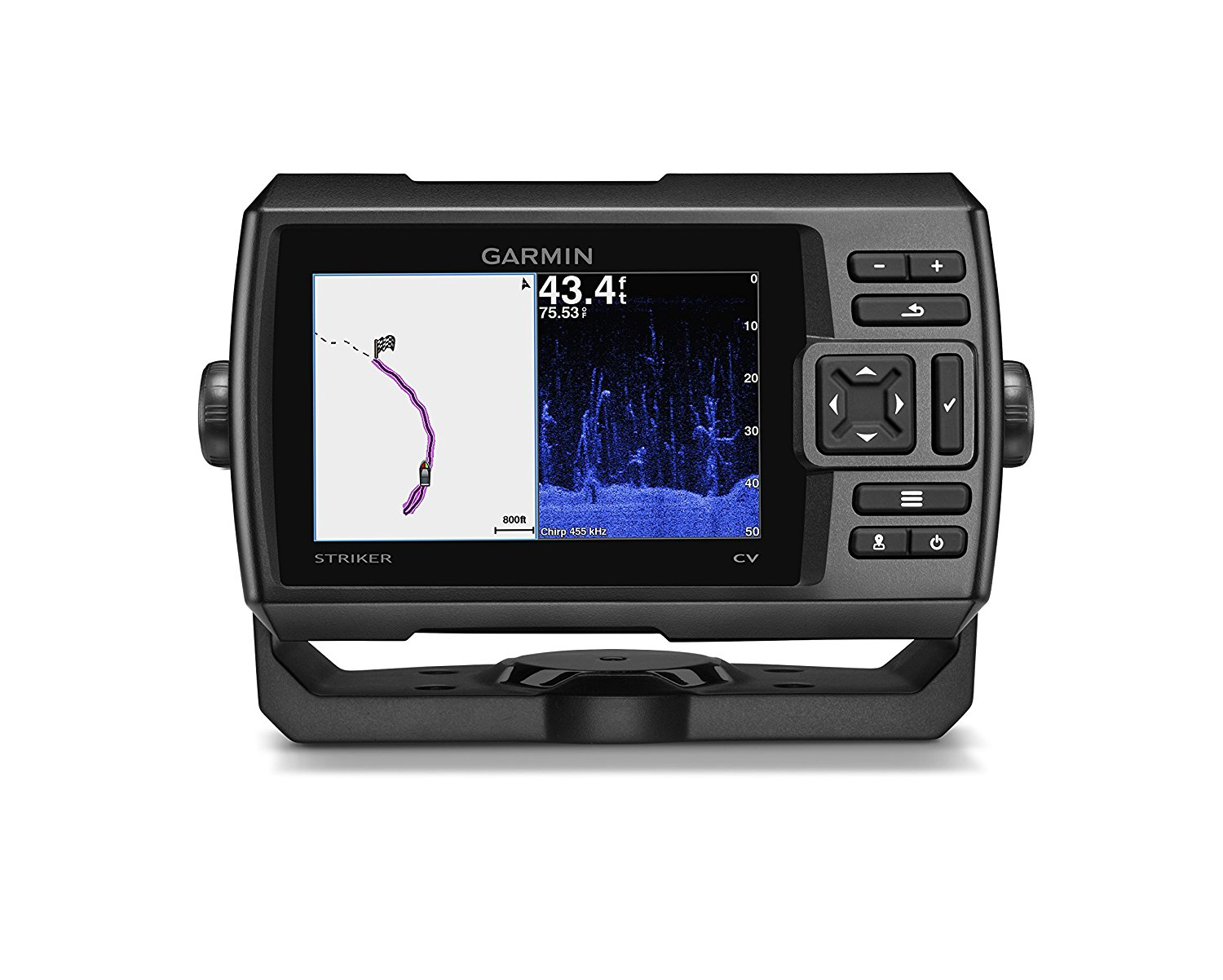 Garmin Striker 5cv Review - FishFinders.info on
