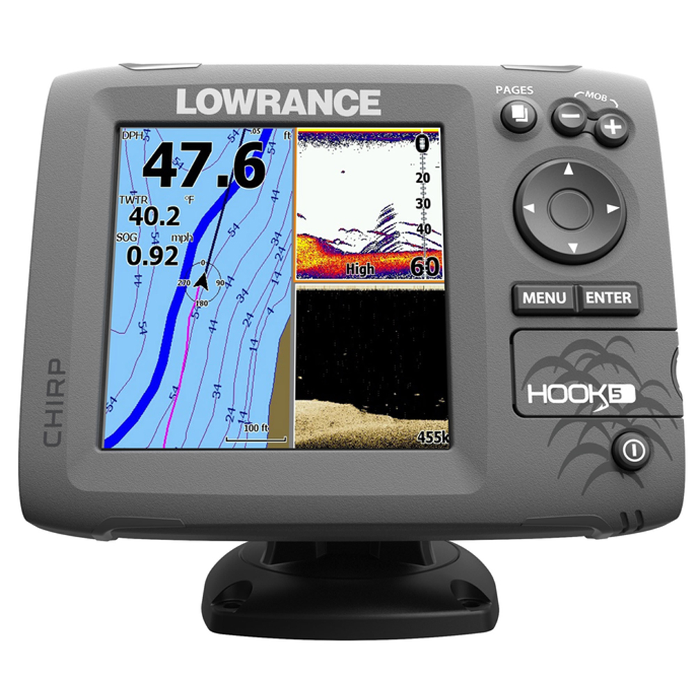 Lowrance Transducer Compatibility Chart Wiring Diagram Hook 7 5 Review Fishfinders Info
