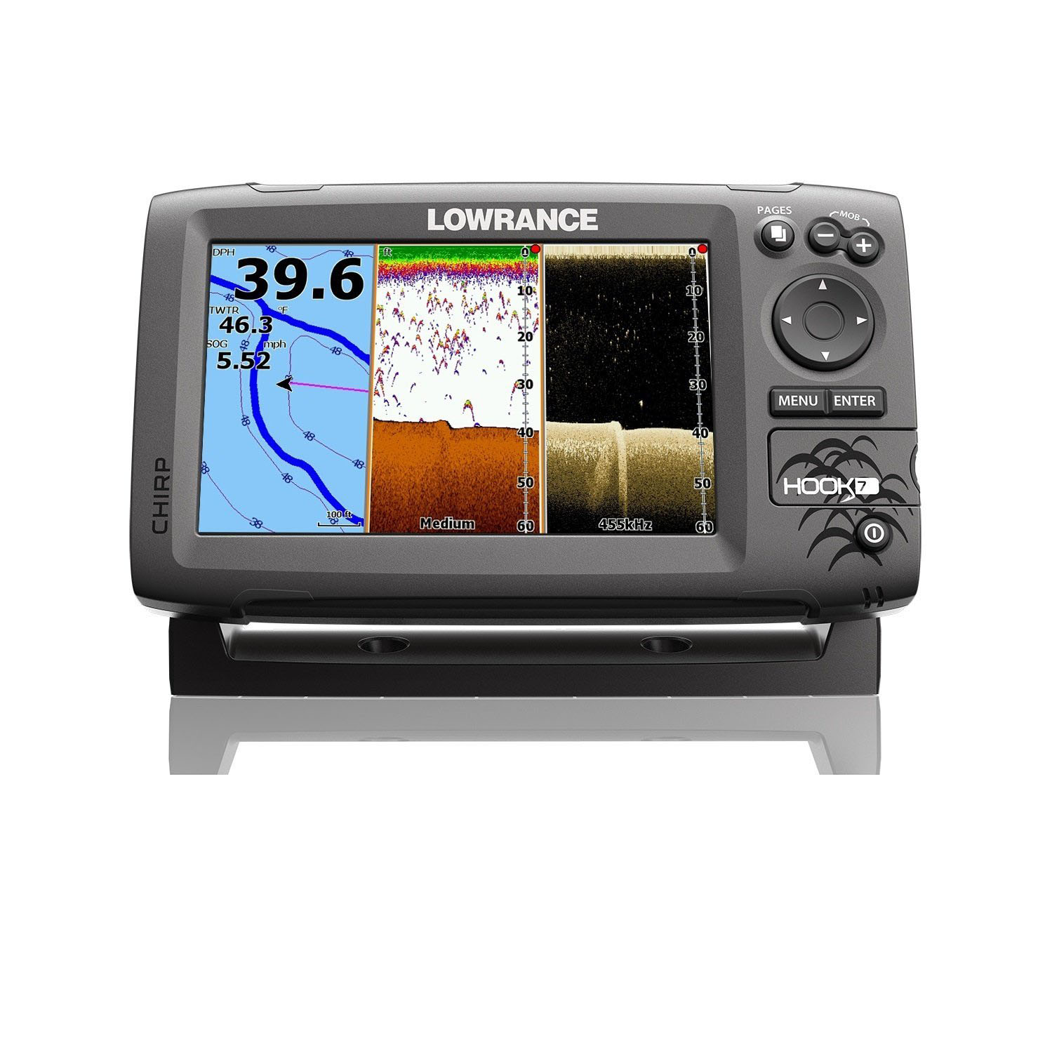 Best Down Imaging Fish Finder 2016 - Reviews & Comparion