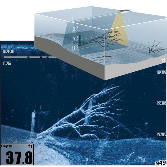 Down Imaging Vs Side Imaging Sonar Fishfinders Info