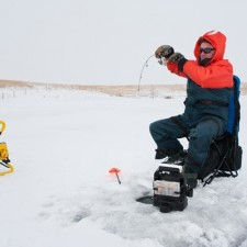 ice fishing guide - equipment and tips