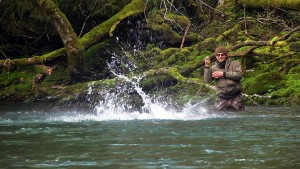 fishing for steelhead