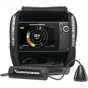 humminbird ice helix 7 review