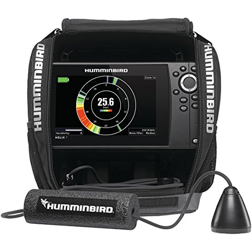 Ice fishfinders best fish finders unbiased user reviews for Best ice fishing fish finder