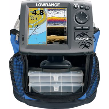 Lowrance Hook 5 Ice Machine Review