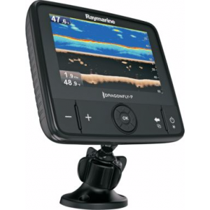 Raymarine Dragonfly 7 PRO Review - FishFinders info