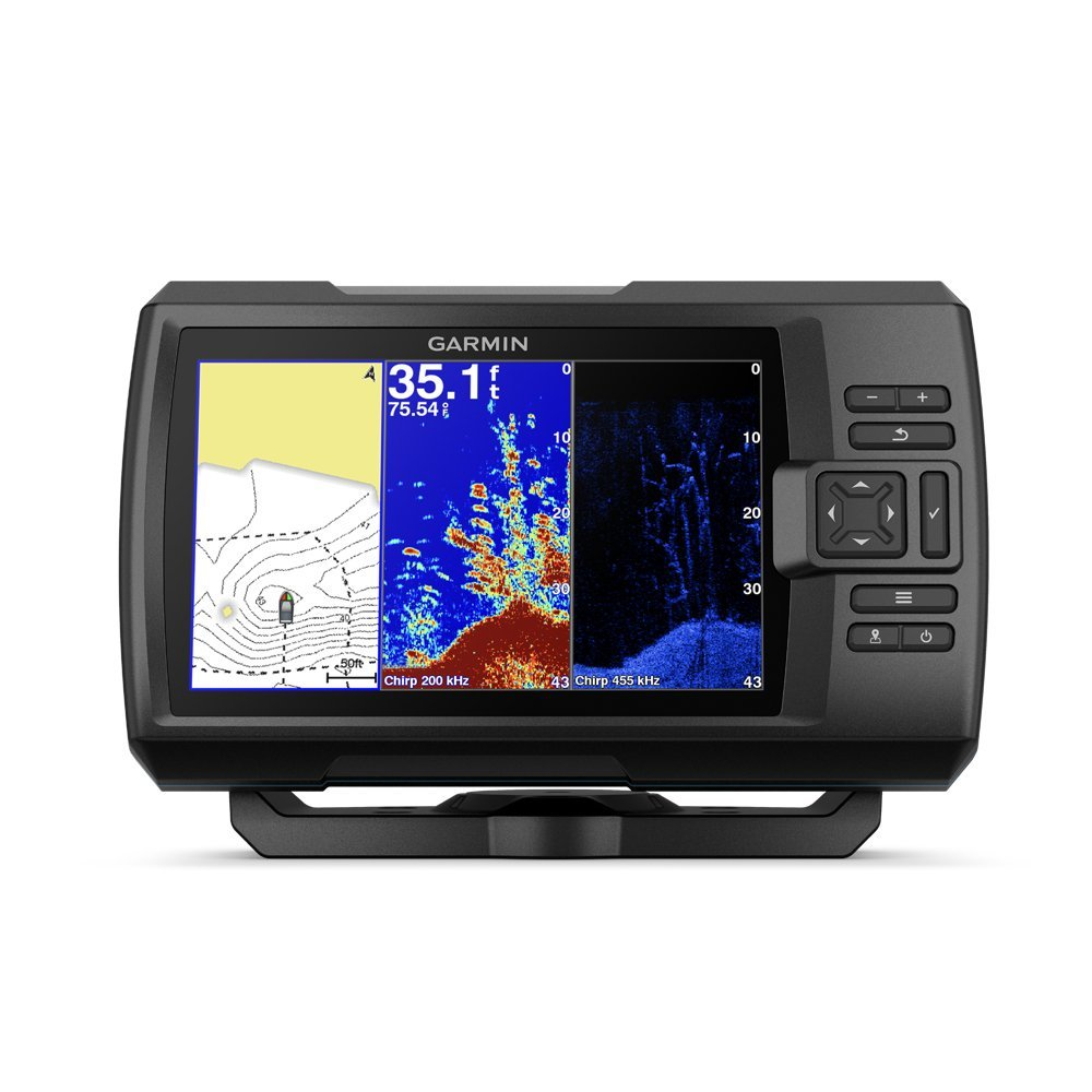Garmin striker 5cv с датчиком cv20-tm