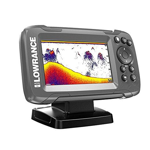 Lowrance Hook2-4x Review - FishFinders info