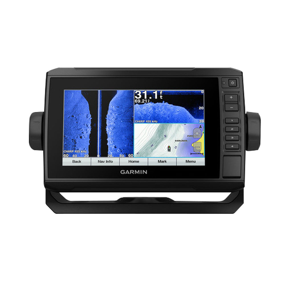 Review Garmin Echomap Plus 73sv Fishfinders Info